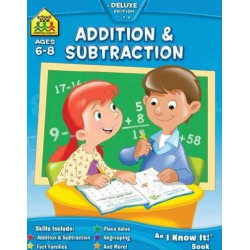 Addition & Subtraction (AGES 6-8)