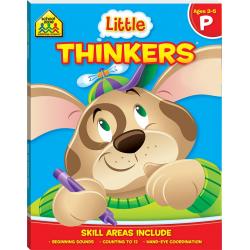 School Zone Preschool Little Thinker