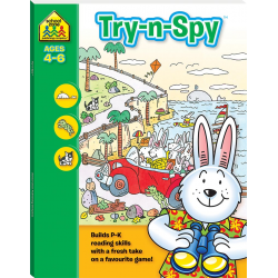School Zone Try-N-Spy