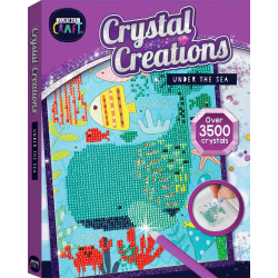Crystal Creations Canvas: Under The Sea