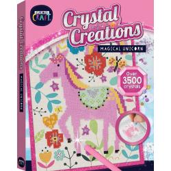 Crystal Creations Canvas: Magical Unicorn