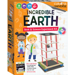 Curious Universe Kids: Incredible Earth