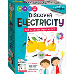 Curious Universe Kids: Discover Electricity